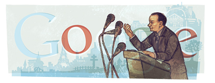 Andre Malraux's 110th Birthday