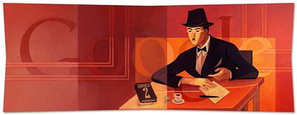 Fernando Pessoa's 123rd Birthday