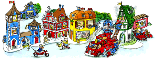 Richard Scarry's 92nd Birthday