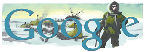 Ernest Shackleton's birthday