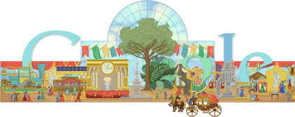 160th Anniversary of the first World's Fair