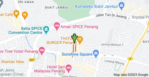 Tingkat Mahsuri, 11950 Bayan Lepas, Pulau Pinang
